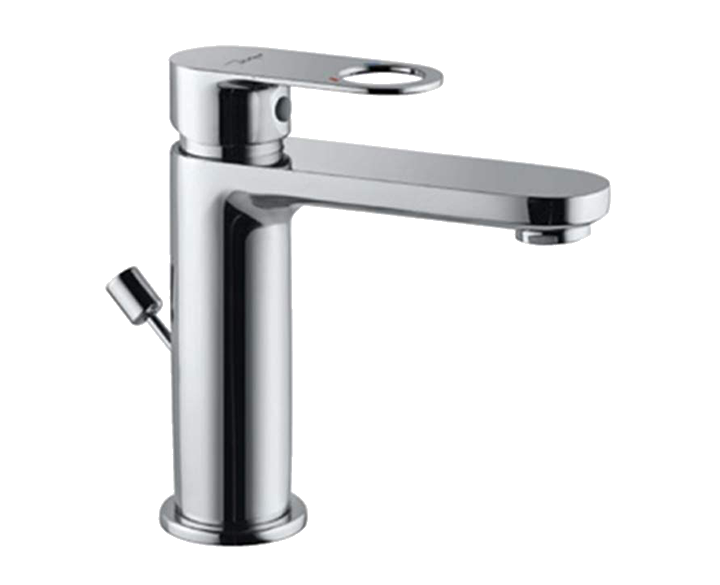 Single Lever Basin Mixer with Popup waste ORP-CHR-10051BPM