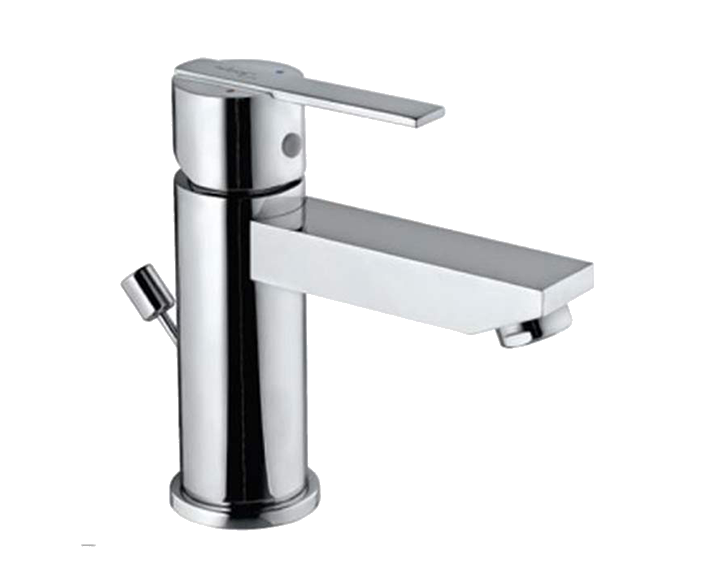 Single Lever Extended Basin Mixer FON-CHR-40052B