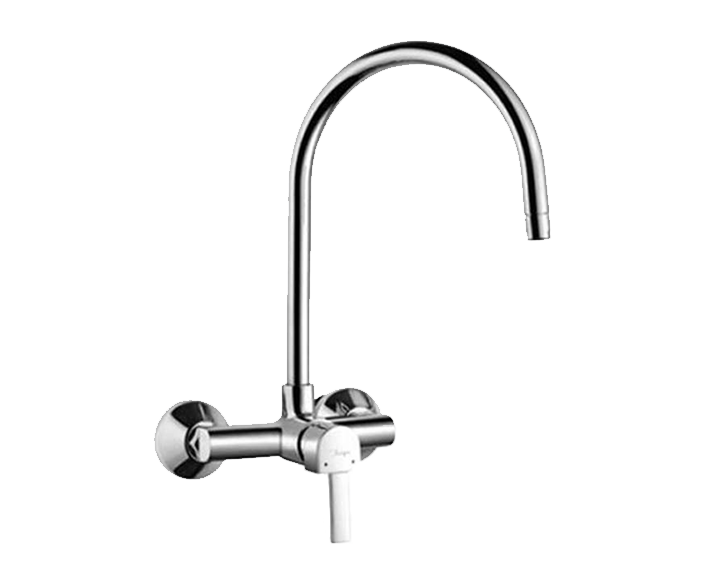 Single Lever Sink Mixer With Swinging Spout DRC-CHR-37165