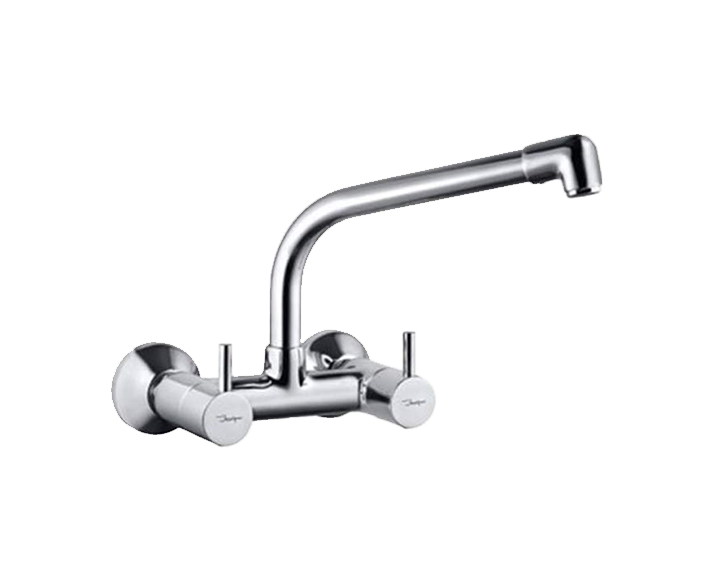 Sink Mixer with Extended Swinging Spout FLR-CHR-5309ND