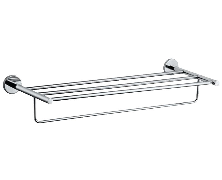 Towel Rack 600mm Long ACN-CHR-1181N