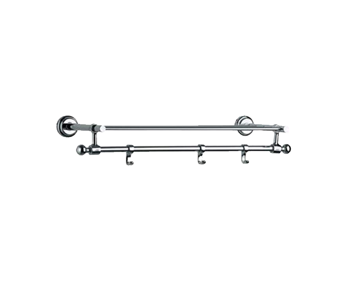 Towel Rack AQN-CHR-7781B