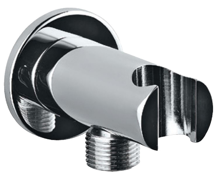 Wall Outlet with Shower Hook SHA-CHR-566R