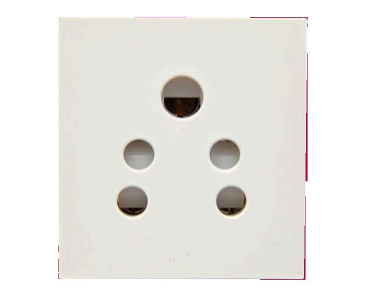 2 In 1 Socket 6A
