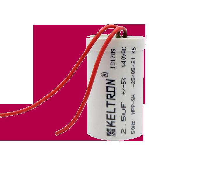 Capacitor 2.5MFD