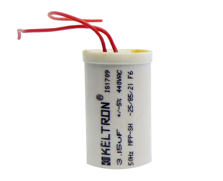 Capacitor 3.15MFD