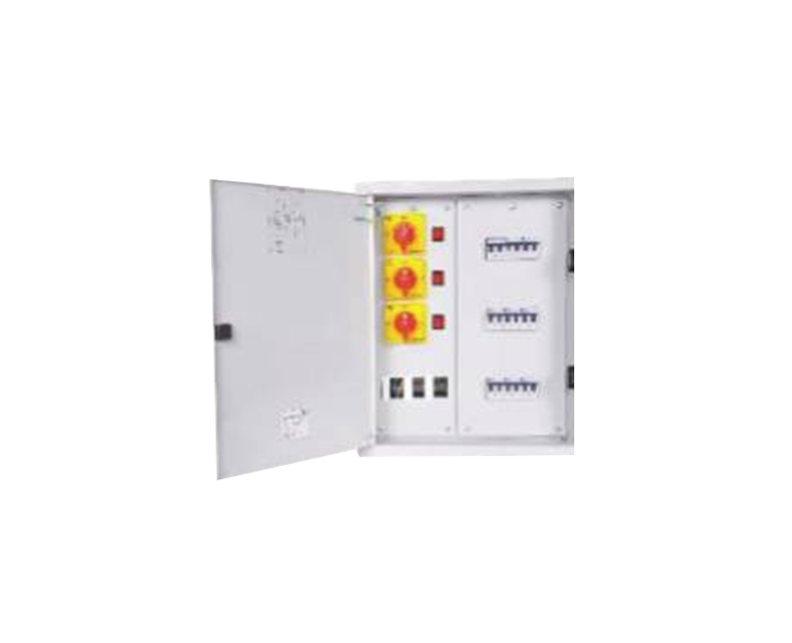 Phase Selector DB Vertical Double Door