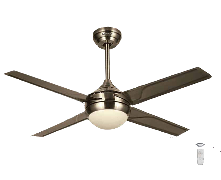 BLDC Ceiling Fan Matiz Under Light