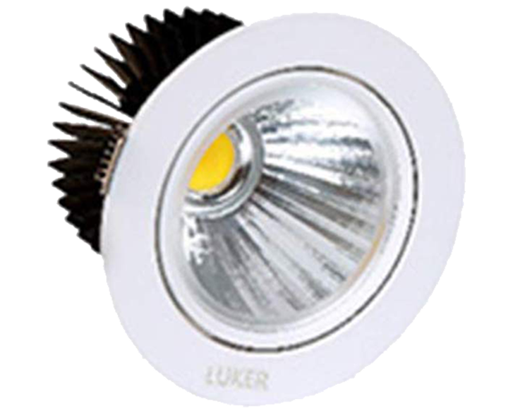 LED Round Twist COB LCOBR4