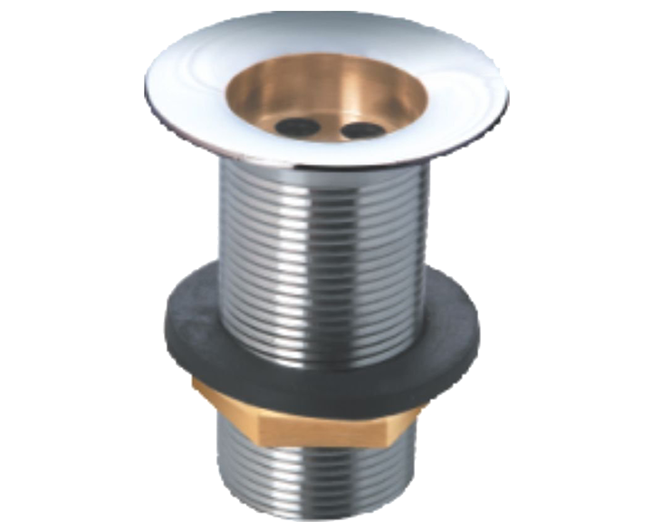 Basin Waste Coupling Full Thread brass