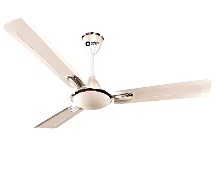 Ceiling Fan Gratia Pearl Metalic White