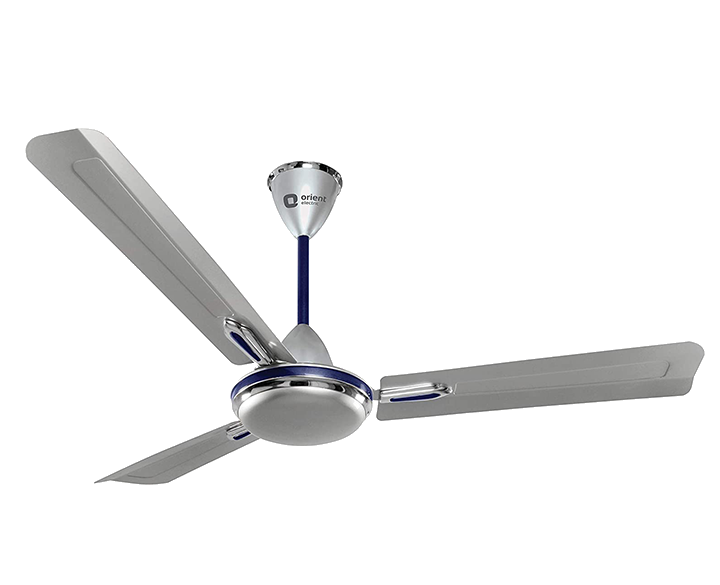Ceiling Fan Quasar Ornamental Shine