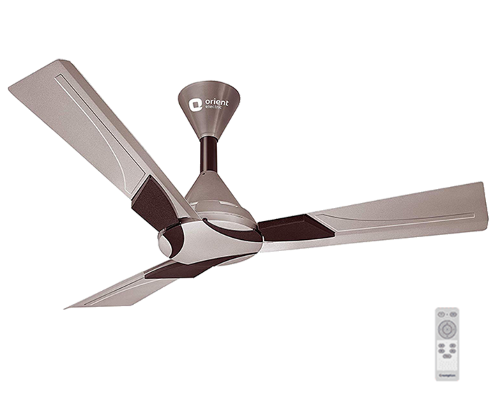 Ceiling Fan Wendy Topaz Gold Brown