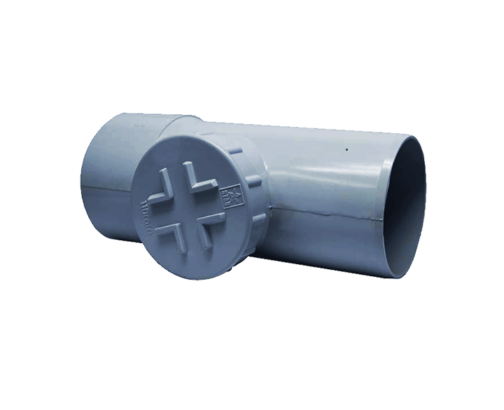 PVC Door Cleansing Pipe