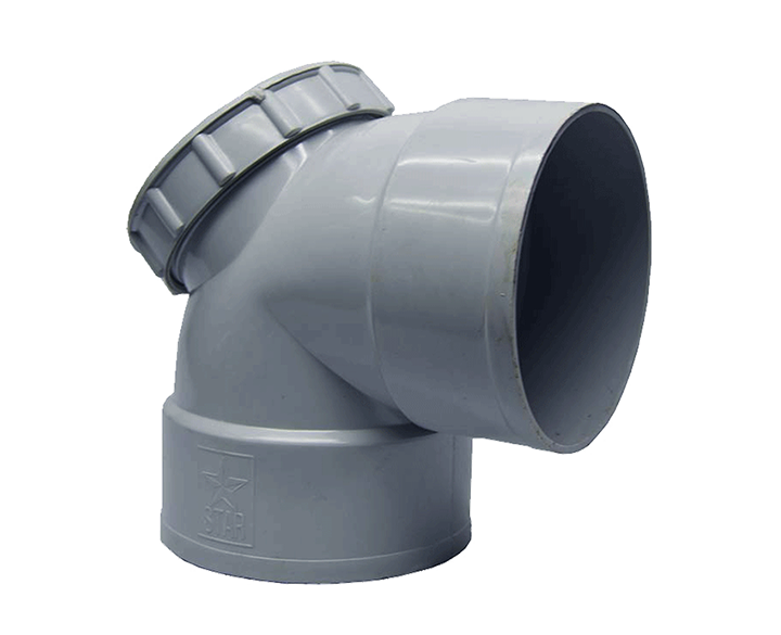 PVC Door Elbow