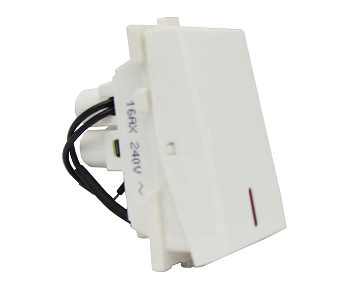 15A 1 Way Switch with Indicator