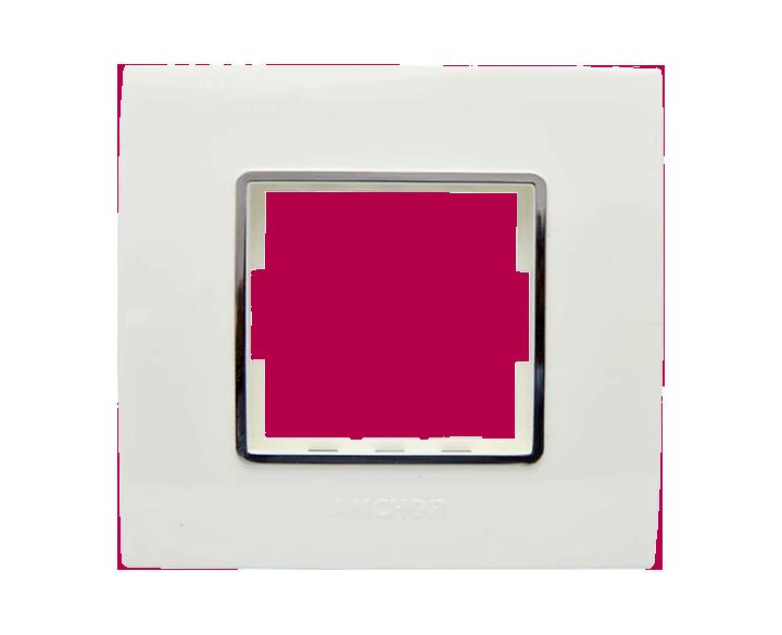 2 Module Plate Gina