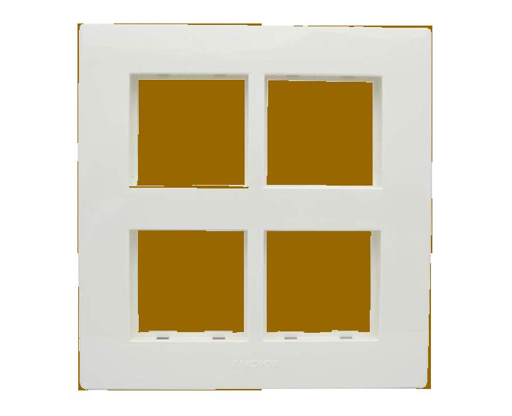 8 Module Vertical Plate Gina