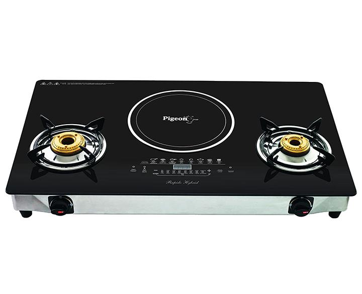 Cook Top Hybrid Blackline