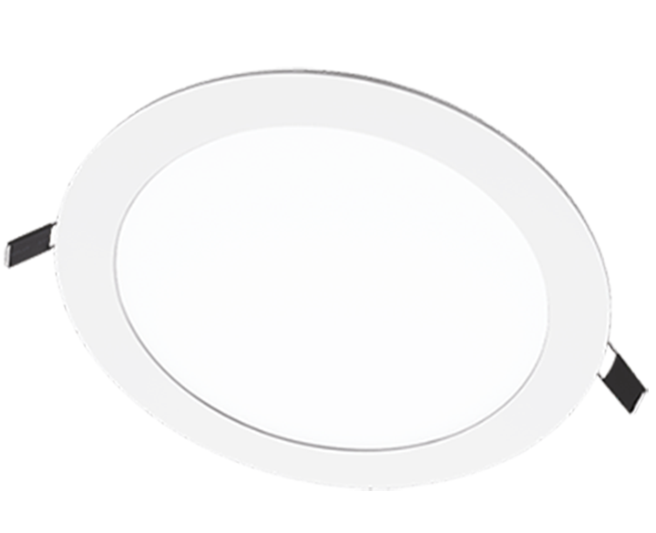 LED Concealed Round Panel A