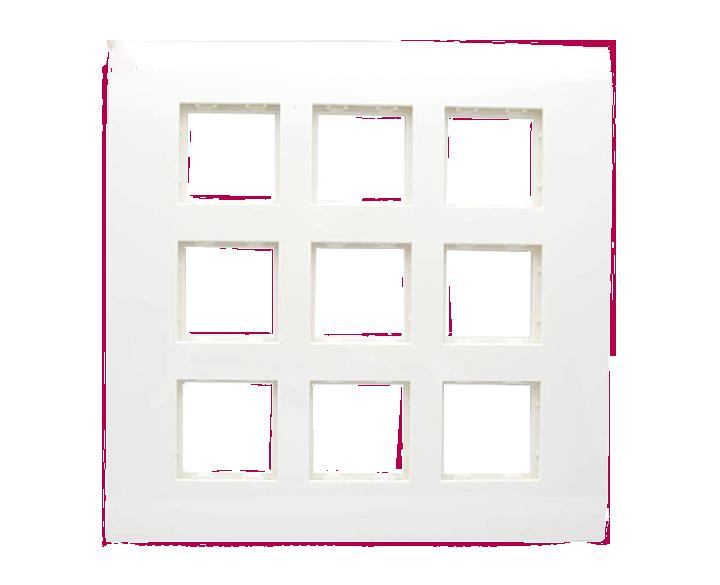18 Module Plate Tito Matrix
