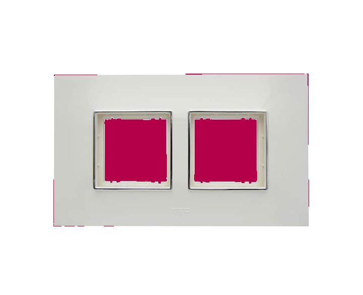 4 Module Plate Tito Ultra