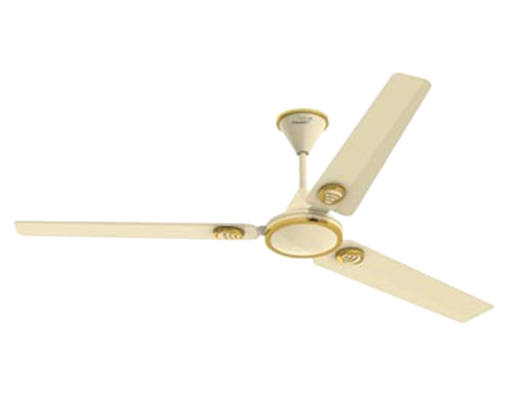 Ceiling Fan Superflo Bright Gold